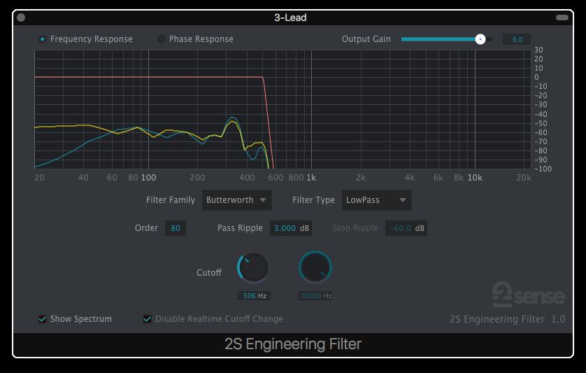 Engineering Filter