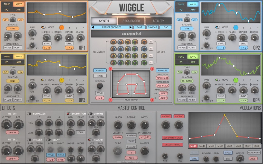 WIGGLE 1.1 Featured Picture