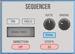 WIGGLE 1.1 SEQ Swing